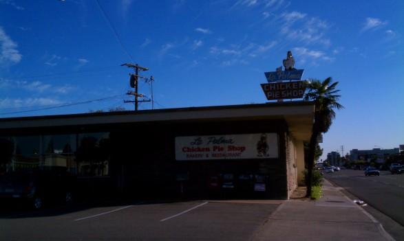 La Palma Chicken Pot Pie Shop