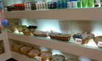 Toiletries for sale at Freshen Up!