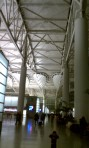 SFO International Terminal Main Hall