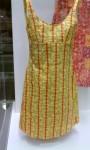 Candy wrapper dress